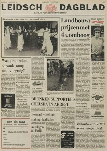 Leidsch Dagblad 1974-08-03
