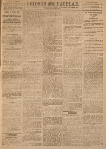 Leidsch Dagblad 1923-01-27