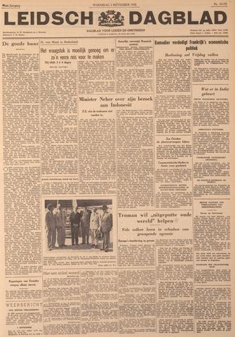 Leidsch Dagblad 1947-09-03