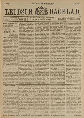 Leidsch Dagblad 1902-09-25