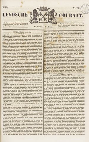 Leydse Courant 1862-06-25