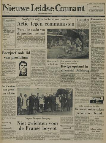 Nieuwe Leidsche Courant 1965-10-04