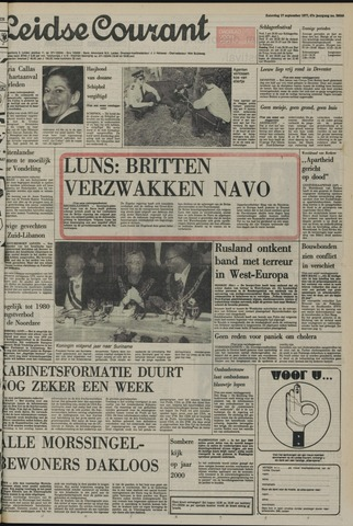 Leidse Courant 1977-09-17