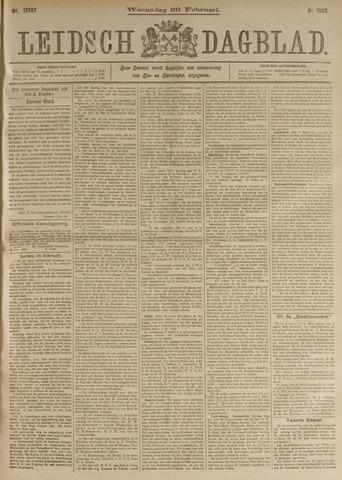 Leidsch Dagblad 1902-02-26