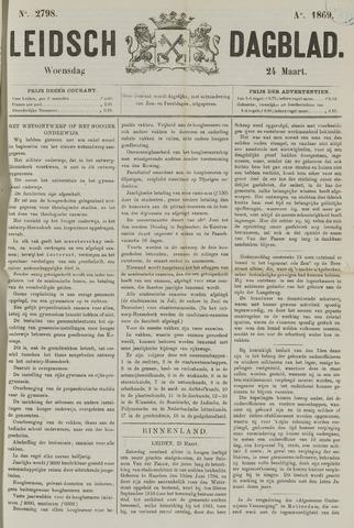 Leidsch Dagblad 1869-03-24