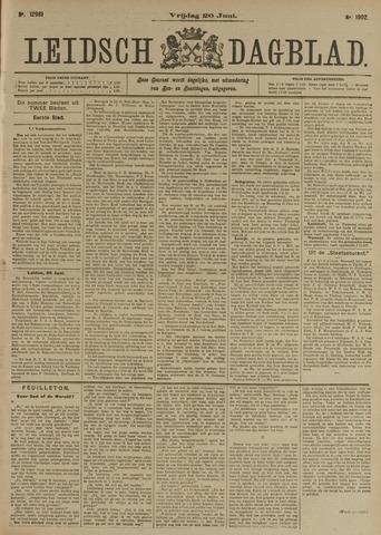 Leidsch Dagblad 1902-06-20