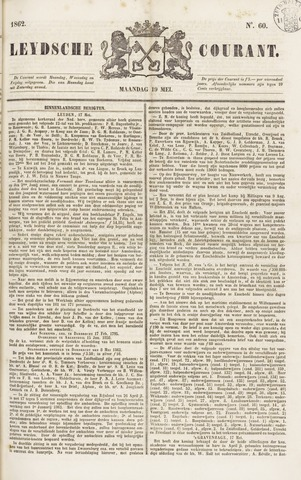 Leydse Courant 1862-05-19