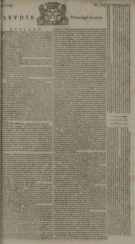 Leydse Courant 1745-09-01