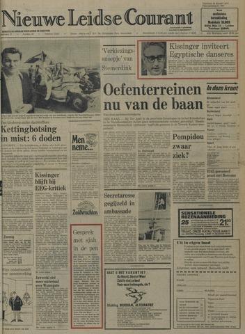 Nieuwe Leidsche Courant 1974-03-22