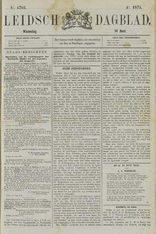 Leidsch Dagblad 1875-06-14