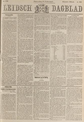 Leidsch Dagblad 1916-02-05