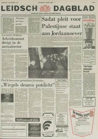 Leidsch Dagblad 1977-11-19