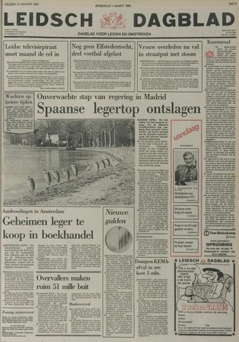Leidsch Dagblad 1982-01-15