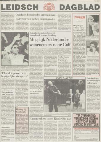 Leidsch Dagblad 1988-07-21