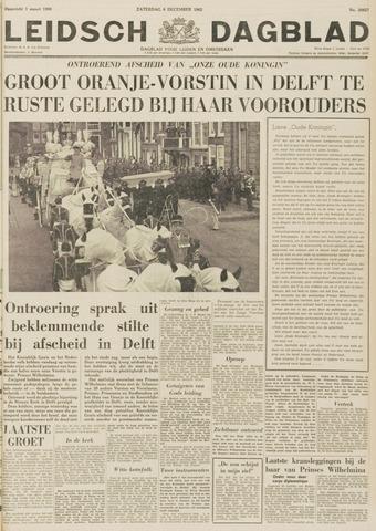 Leidsch Dagblad 1962-12-08