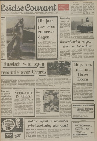 Leidse Courant 1974-08-01