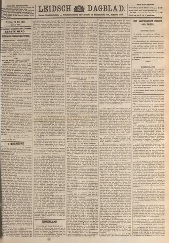 Leidsch Dagblad 1921-05-20