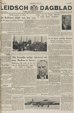 Leidsch Dagblad 1955-06-08