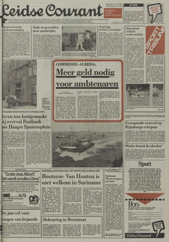 Leidse Courant 1987-05-25