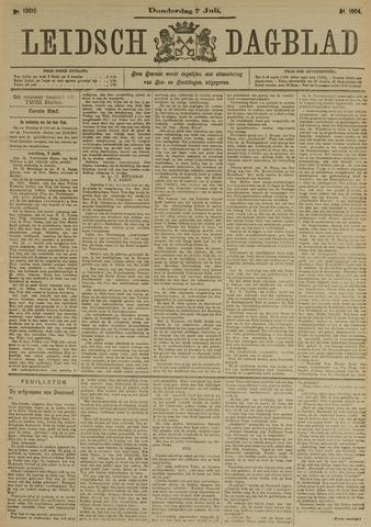 Leidsch Dagblad 1904-07-07