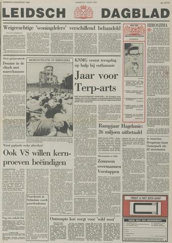 Leidsch Dagblad 1985-08-06