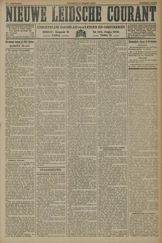 Nieuwe Leidsche Courant 1927-03-15