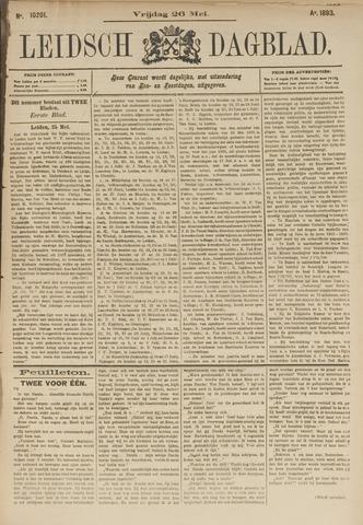 Leidsch Dagblad 1893-05-26
