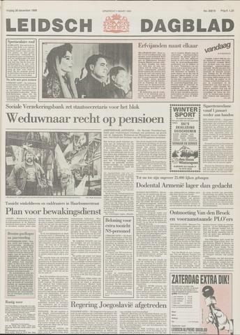 Leidsch Dagblad 1988-12-30
