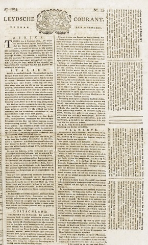 Leydse Courant 1824-02-20