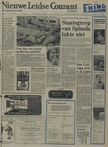 Nieuwe Leidsche Courant 1974-10-05