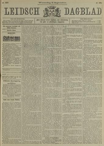 Leidsch Dagblad 1911-09-06