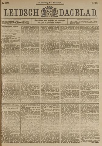 Leidsch Dagblad 1901-01-14