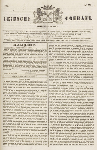 Leydse Courant 1873-04-24