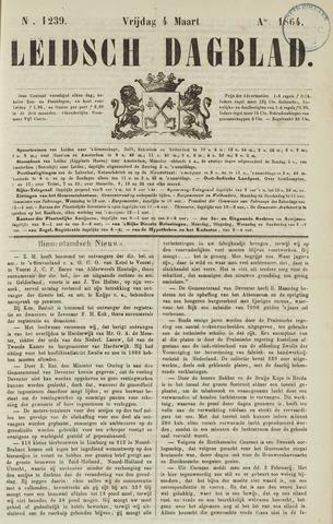 Leidsch Dagblad 1864-03-04