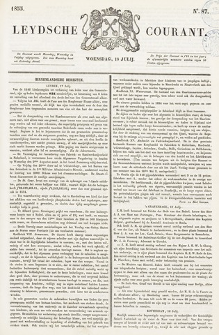 Leydse Courant 1855-07-18