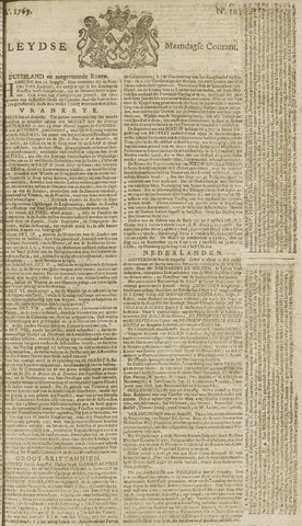 Leydse Courant 1769-08-28