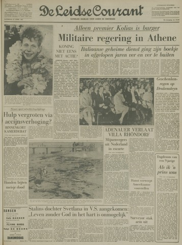 Leidse Courant 1967-04-22