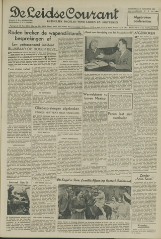 Leidse Courant 1951-08-23