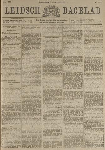 Leidsch Dagblad 1907-09-07