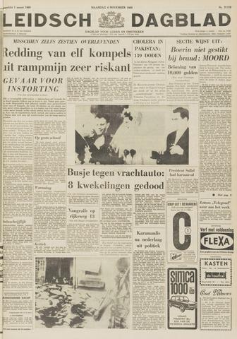 Leidsch Dagblad 1963-11-04