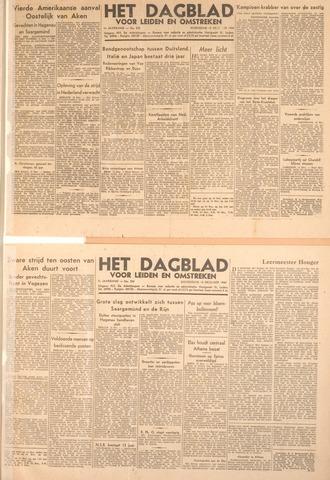 Dagblad voor Leiden en Omstreken 1944-12-13
