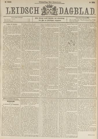 Leidsch Dagblad 1893-10-24