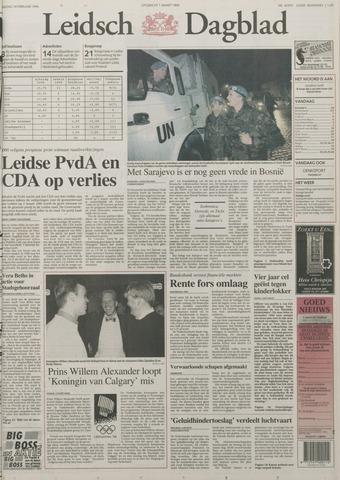 Leidsch Dagblad 1994-02-18