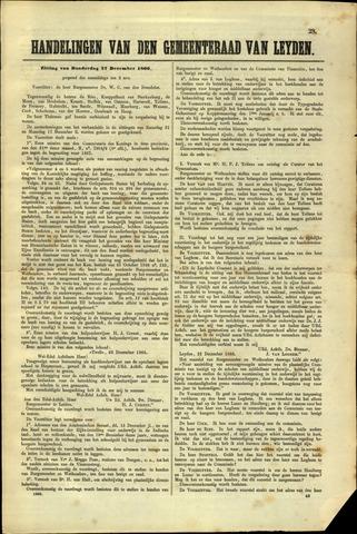 Handelingen van de Raad 1866-12-27