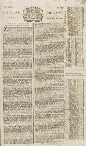 Leydse Courant 1815-12-29