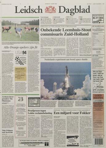 Leidsch Dagblad 1994-07-09