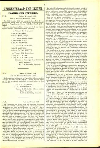 Handelingen van de Raad 1934-01-02