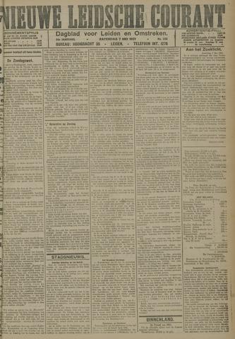 Nieuwe Leidsche Courant 1921-05-07