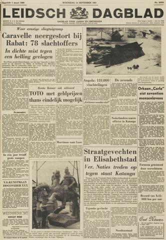 Leidsch Dagblad 1961-09-13