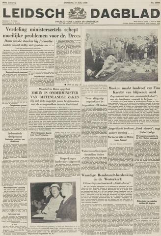 Leidsch Dagblad 1956-07-17